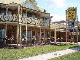 Victoria Lodge Motor Inn and Apartments - Accommodation Resorts