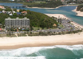 The Rocks Resort - Accommodation Resorts