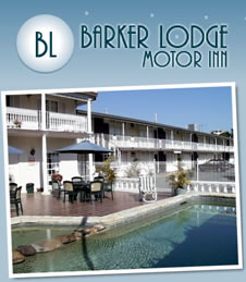 Barker Lodge Motor Inn - Accommodation Resorts