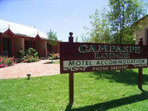 Campaspe Lodge - Accommodation Resorts
