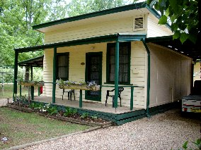 Pioneer Garden Cottages - Accommodation Resorts