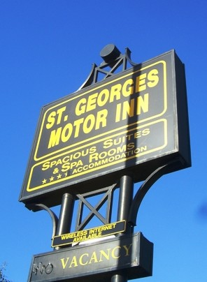 St Georges Motor Inn - Accommodation Resorts