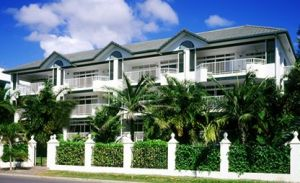 Costa Royale Beachfront Apartments - Accommodation Resorts
