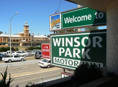 Albury Winsor Park Motor Inn - Accommodation Resorts