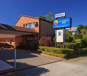 Airport Admiralty Motel - Accommodation Resorts