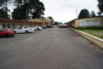 Echo Point Motor Inn - Accommodation Resorts