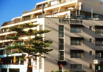 Manly Paradise Motel And Apartments - Accommodation Resorts