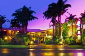 Sapphire Waters Motor Inn - Accommodation Resorts