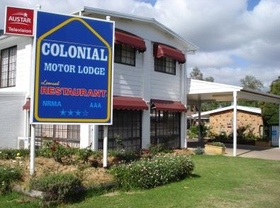 Colonial Motor Lodge - Accommodation Resorts