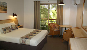 Colonial Village Motel - Accommodation Resorts