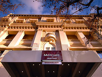 Mercure Grosvenor Hotel Adelaide - Accommodation Resorts