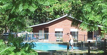Glass House Mountains Holiday Village - Accommodation Resorts