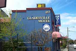 Gladesville Motel - Accommodation Resorts