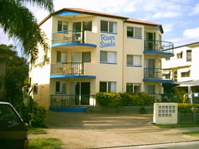 River Sands Holiday Apartments - Accommodation Resorts