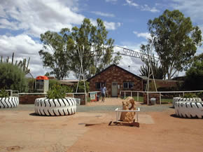 Curtin Springs Station - Accommodation Resorts