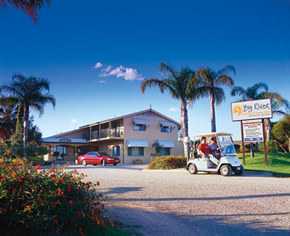 Big River Motor Inn - Accommodation Resorts