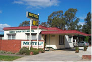 GLENROWAN KELLY COUNTRY MOTEL - Accommodation Resorts