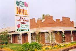 Top Of The Town Motel - Accommodation Resorts