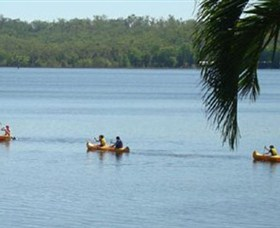 Lake Bennett Resort - Accommodation Resorts