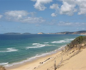 Rainbow Beach Hire-a-camp - Accommodation Resorts