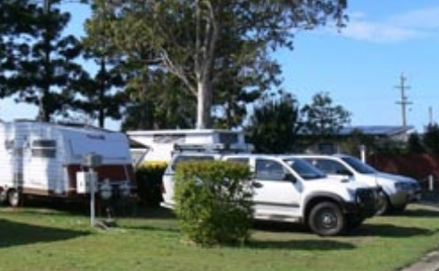 Browns Caravan Park - Accommodation Resorts