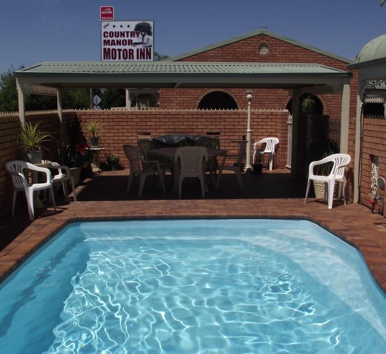 Country Manor Motor Inn - Accommodation Resorts