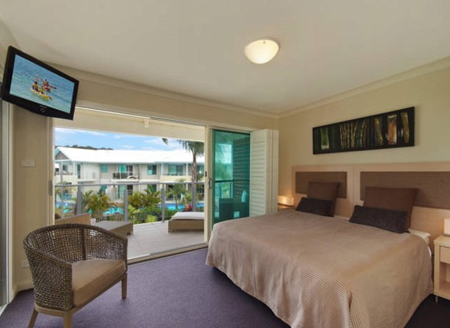 Pacific Blue Townhouse 358 - Accommodation Resorts