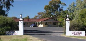 Burke and Wills Motor Inn - Moree - Accommodation Resorts