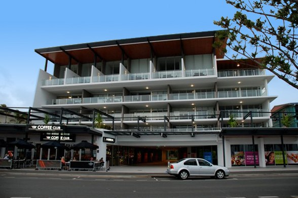 Echelon Apartments Yeppoon - Accommodation Resorts