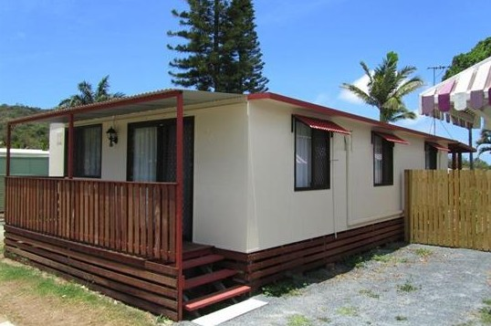 BIG4 Capricorn Palms Holiday Village - Accommodation Resorts