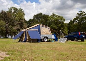 Lake Somerset Holiday Park - Accommodation Resorts