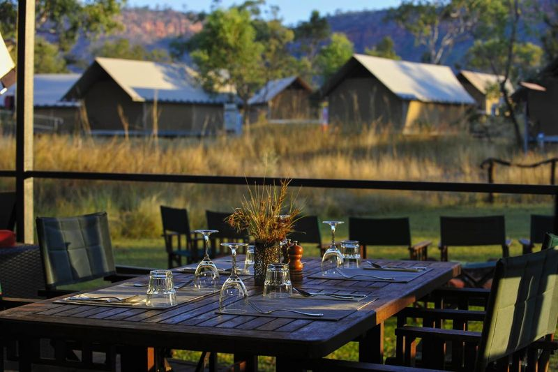 Bell Gorge Wilderness Lodge - Accommodation Resorts