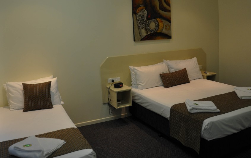 Bluewater Harbour Motel Bowen - Accommodation Resorts