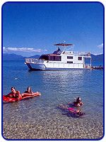 Hinchinbrook Rent A Yacht And House Boat - Accommodation Resorts