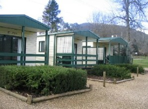 Bright Riverside Holiday Park - Accommodation Resorts