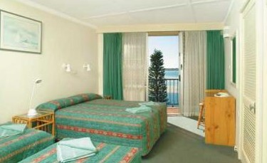 Mid Pacific Motel - Accommodation Resorts