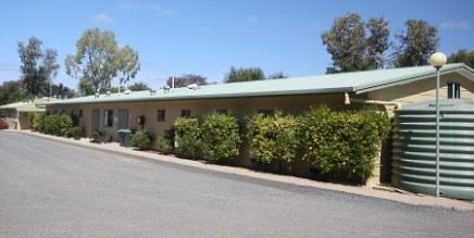 Macdonnell Range Holiday Park - Accommodation Resorts