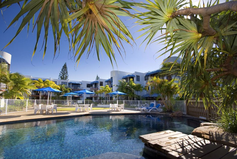 Headland Tropicana - Accommodation Resorts