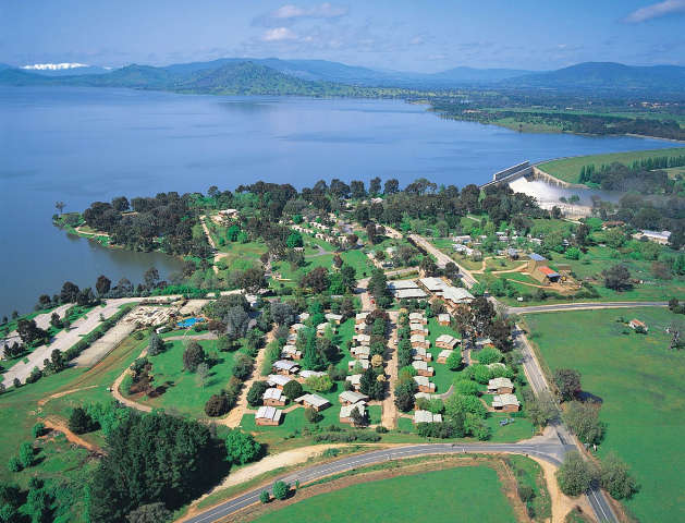 Lake Hume Resort - Accommodation Resorts