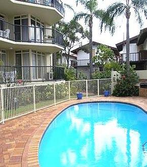 Bayview Beach Holiday Apartments - Accommodation Resorts