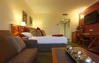 Peppers Fairmont Resort - Accommodation Resorts