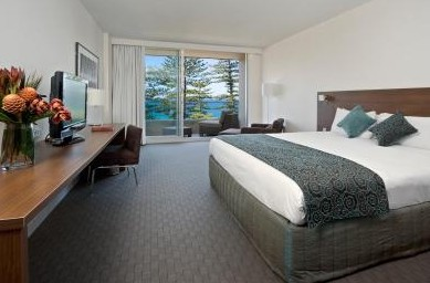 Manly Pacific Sydney Managed By Novotel - Accommodation Resorts