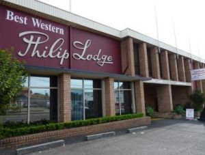 Best Western Ashfield Philip Lodge Motel - Accommodation Resorts
