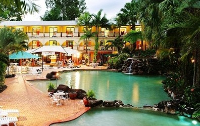 Palm Royale Cairns - Accommodation Resorts