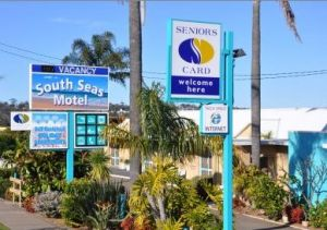 South Seas Motel - Accommodation Resorts