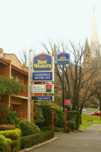 Best Western Cathedral Motor Inn - Accommodation Resorts