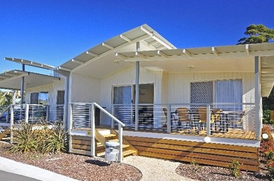 BIG4 Easts Beach Holiday Park - Accommodation Resorts