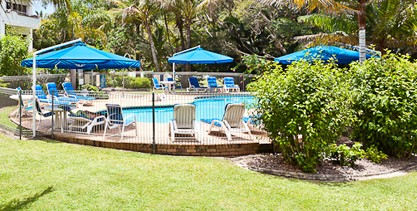 The Islander Holiday Resort - Accommodation Resorts