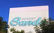 Desert Sands Serviced Apartments - Accommodation Resorts