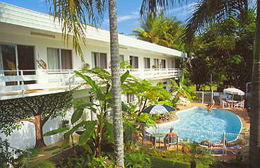 Silvester Palms Holiday Apartments - Accommodation Resorts
